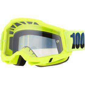 100% Accuri OTG Goggles Gen2, amarillo